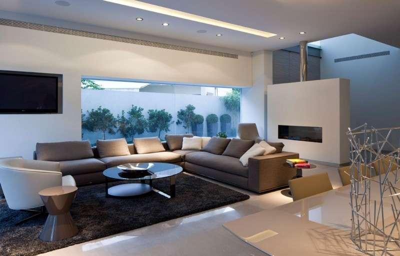 Un salotto dal design pulito e accattivante  Accademia