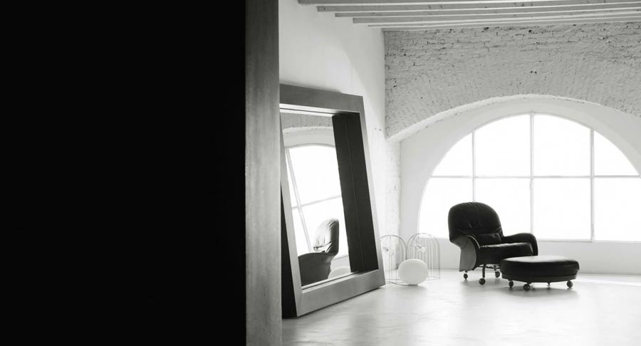 Specchio da terra in legno di pino (137x45,5 cm) gli specchi sono. Boffi Art Specchio Da Terra Design Piero Lissoni Shop