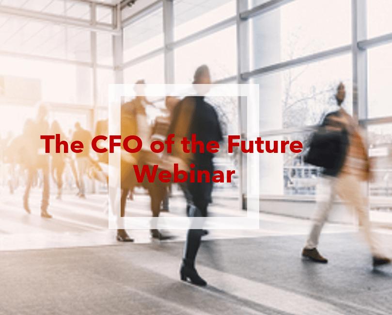 The CFO of the Future