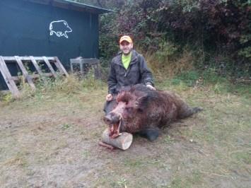 Une bête de 132kg