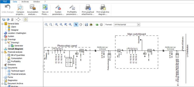 solar design software  solarius pv  acca software