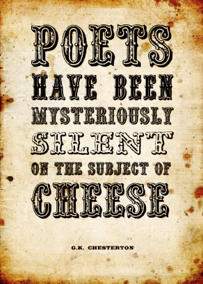 Poets Cheese