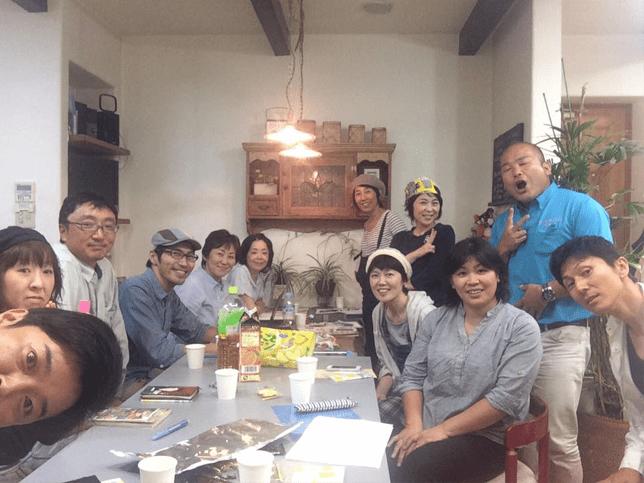 青空バル+クラフト実行委員会メンバー