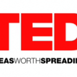 TED is all about ideas and watching people give speeches