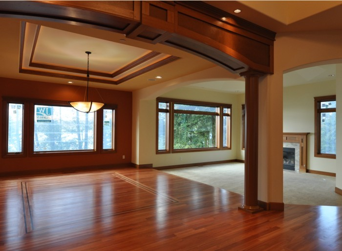 ACC Custom Homes Interiors  Seattle  Tacoma  Puyallup