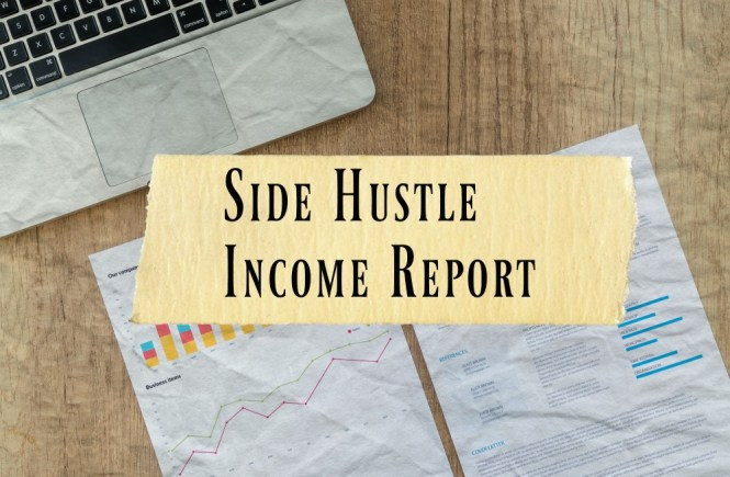 passive income side hustle reports
