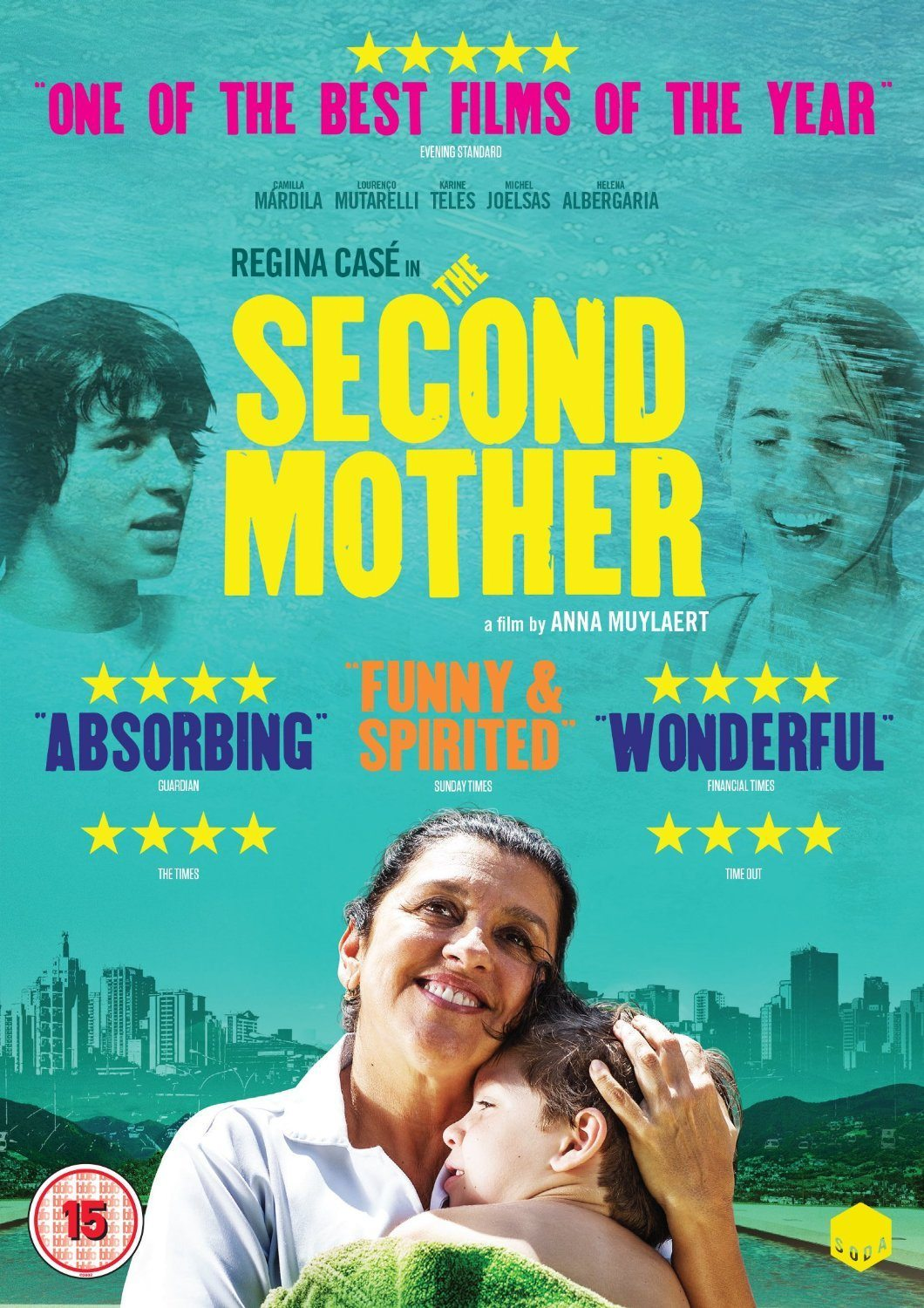 the second mother brazilian film