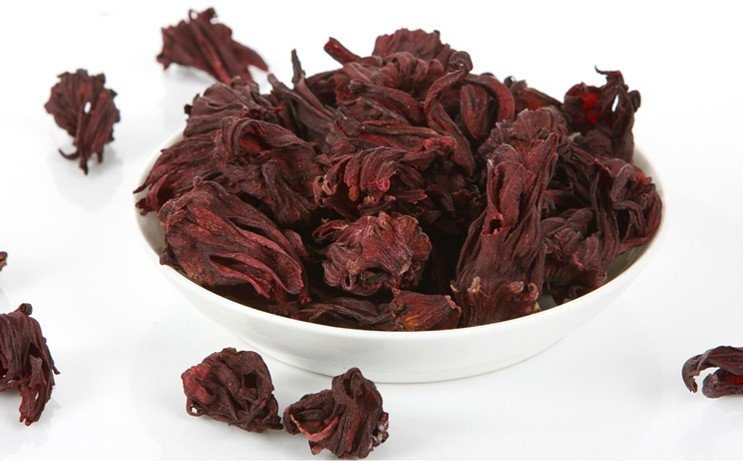 dried zobo