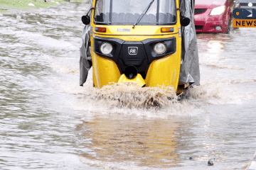 Accelerate news Lagos Flood
