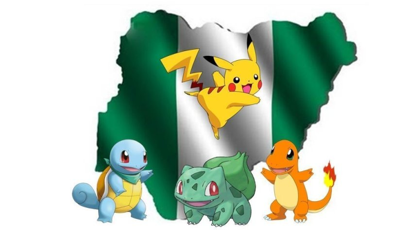 pokemon go nigeria