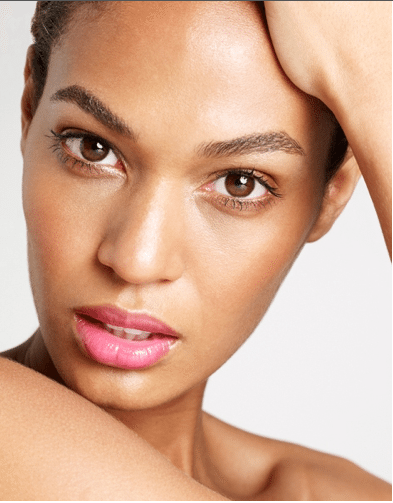 joan smalls natural look