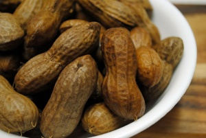 boiled peanuts groundnut