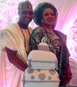 femi and wife