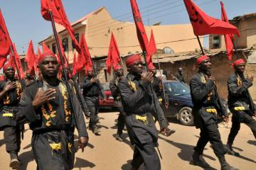 Shiite in Kano