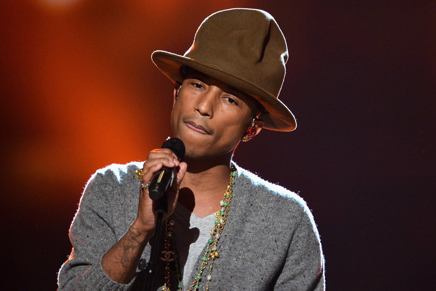 2014pharrellwilliamsgetty465549813_10060214