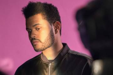 The Weeknd; New Face of H&M Menswear Line