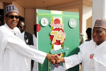 74th Birthday Of President Buhari Celebrated In Grand-Yet-Simple Style