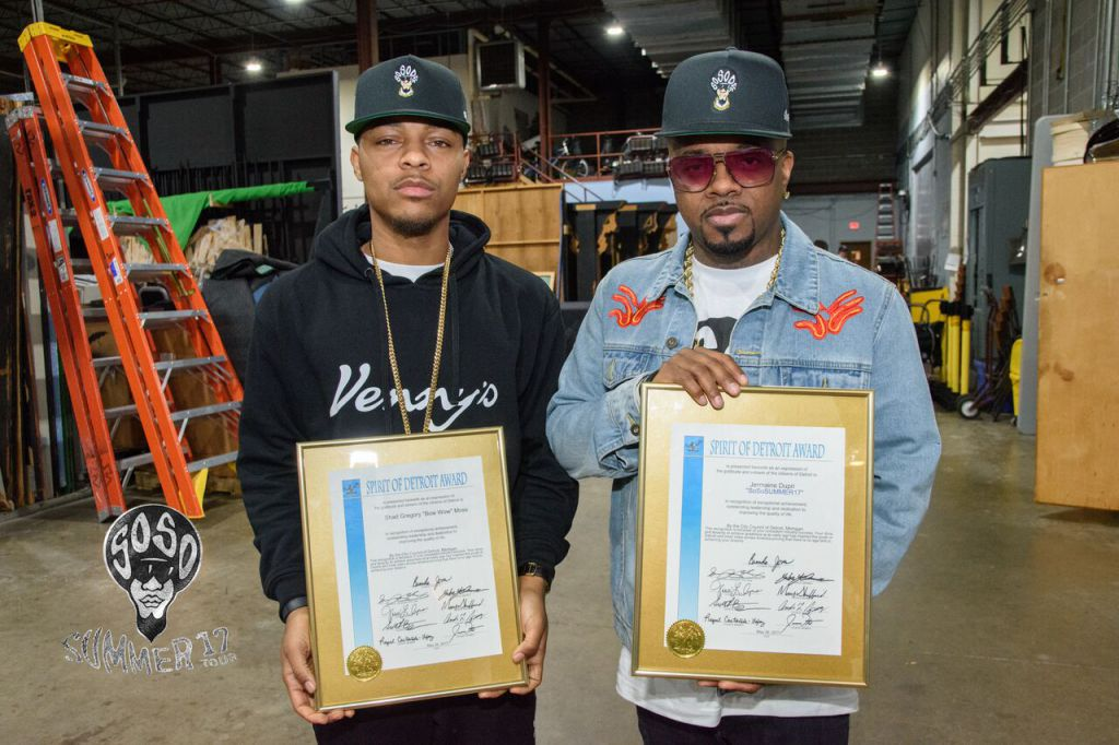 bow wow and dupri1