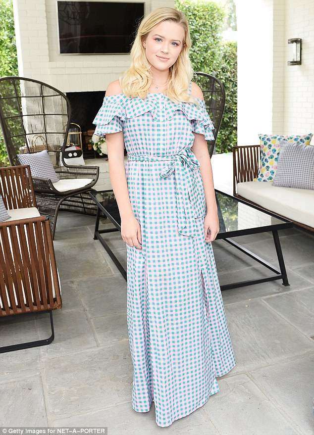 Ava Phillippe Photo: Daily Mail