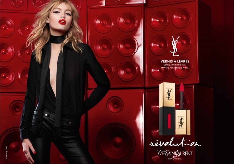 YVES SAINT LAURENT 1