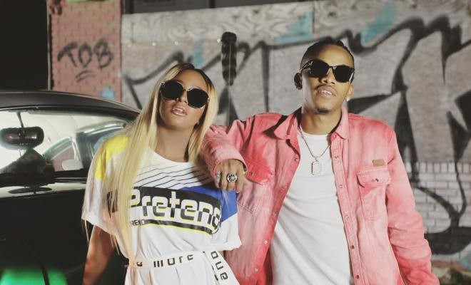 DJ Cuppy and Tekno