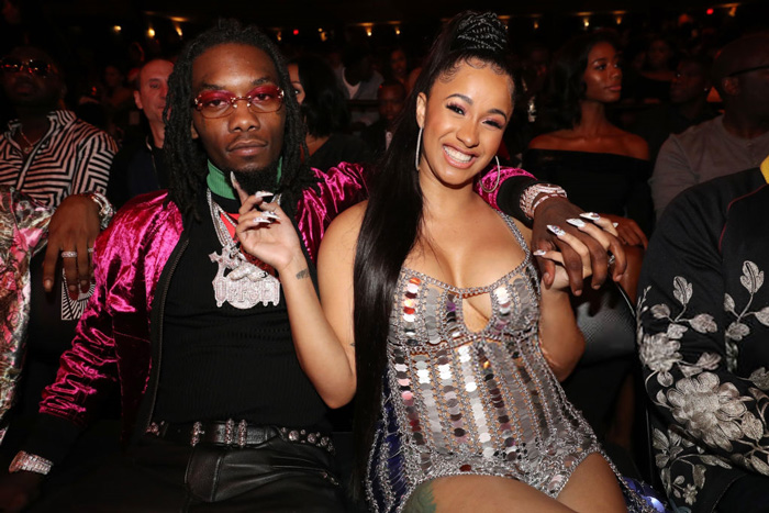 Offset S Is Still Cheating On Cardi B With Some Self: How Cardi B Is Handling Offset's Cheating Scandal