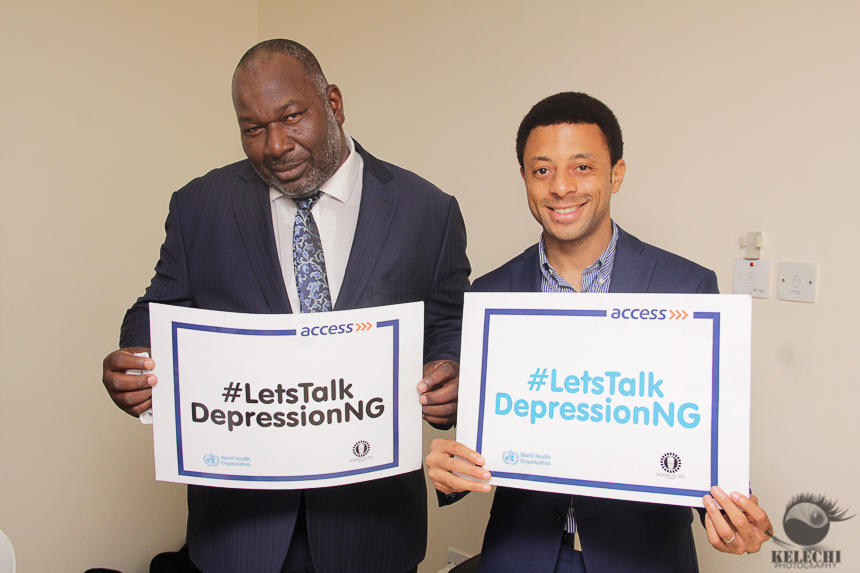 Let's Talk Depression