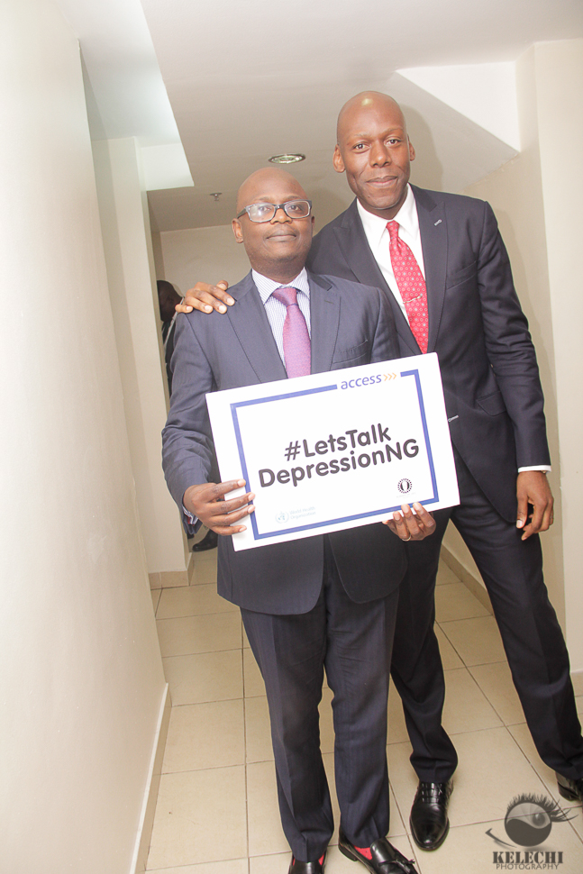 #LetsTalkDression access bank