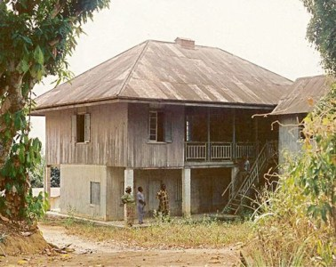 first storey building