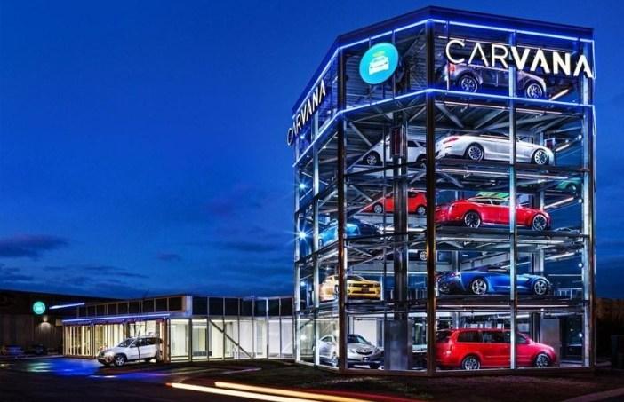 Automüügi automaat USA