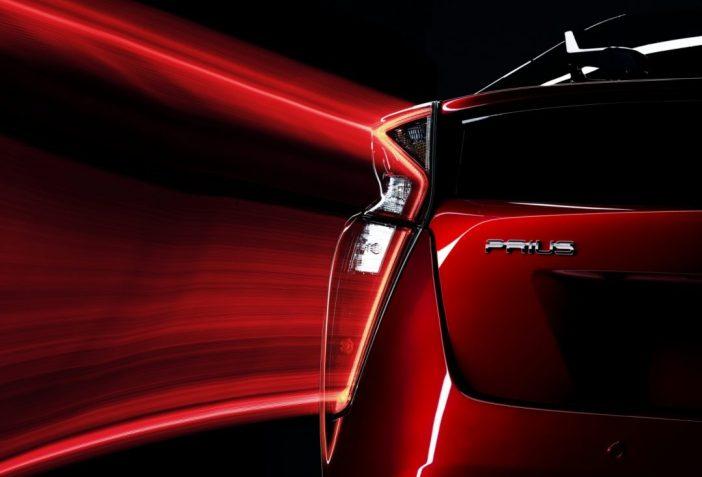 Prius detail