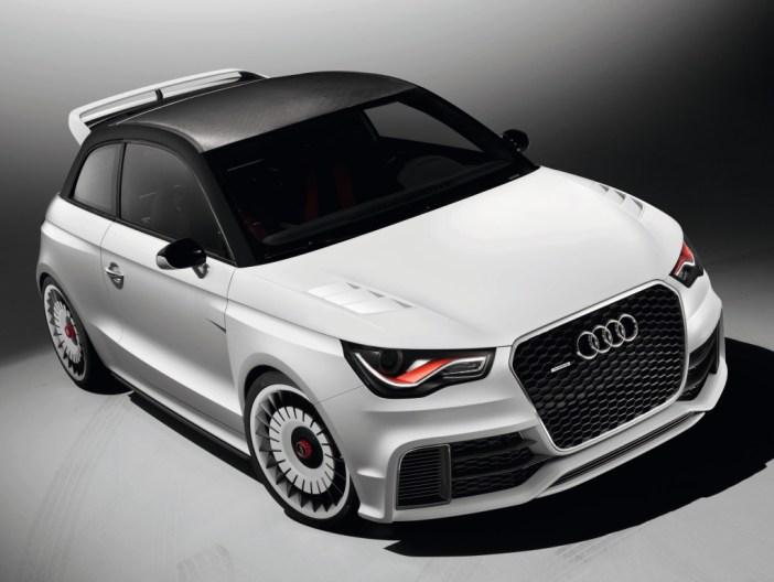 Audi A1 võitja