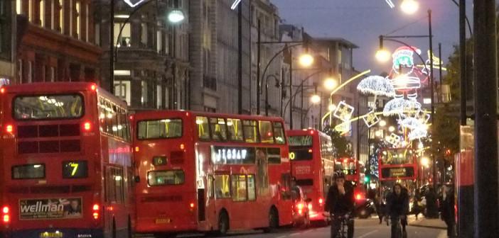 Oxford street London