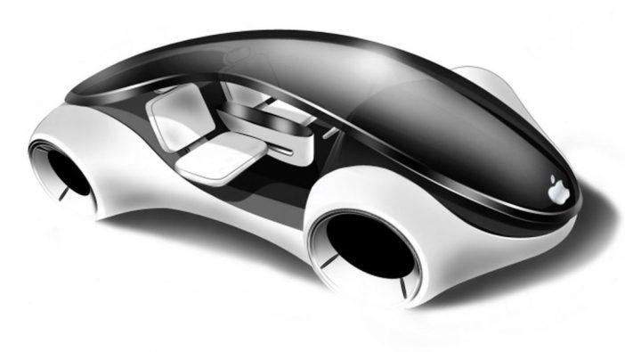 Selline on üks visioon Apple'i autost