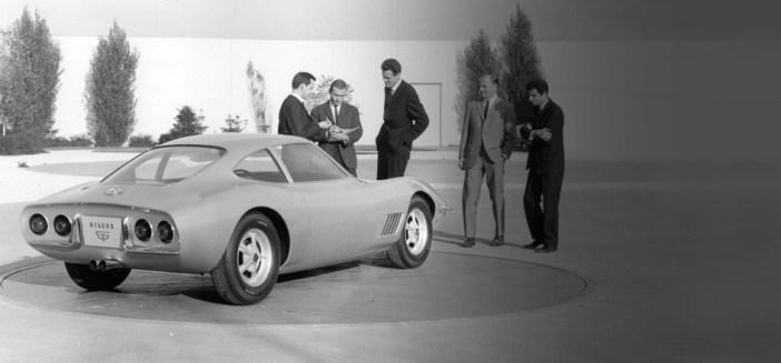 1965. aastal esitletud GT Experimental on esimene ideeauto, mis ka seeriatootmisse jõudis. Kolm aastat pärast IAA esitlust said eurooplased selle autoga päriselt ka sõita.