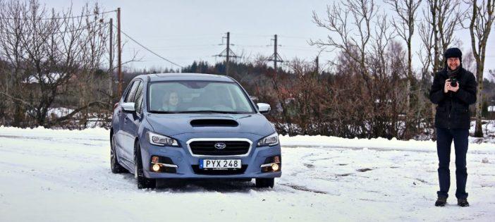 Subaru Levorg Andres pildistab