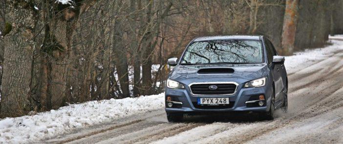Subaru Levorg allee