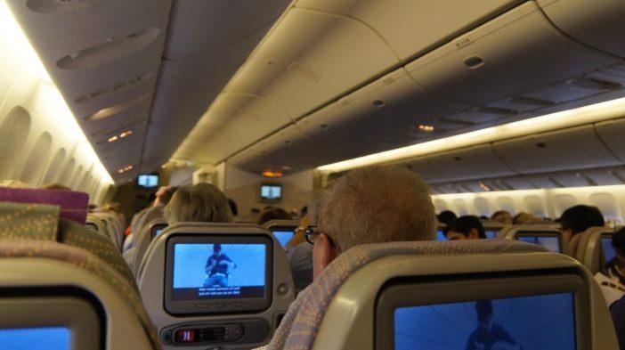 15 reisijad lennukis