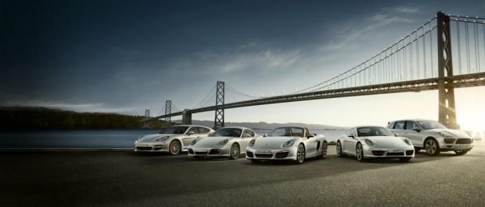 Porsche mudelid