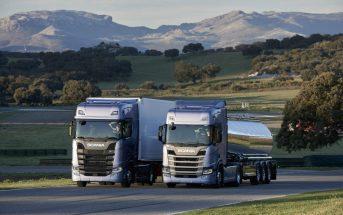 Scania R ja S
