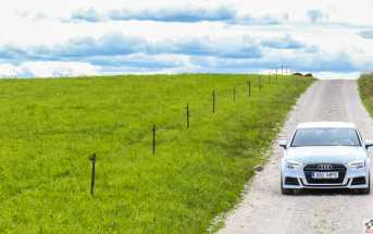 Audi A3 kruusateed