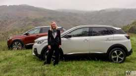 Kerli rõõmsalt autodega: miks võtta üks, kui saab mõlemad?