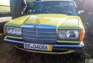 M-B 240 diisel-kombi, 1979. 5900 €