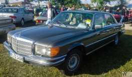 1979 M-B 280 SE. 5900€