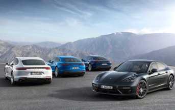 Uus Porsche Panamera