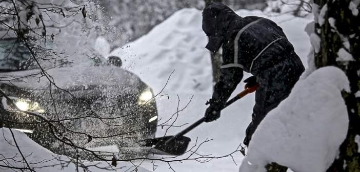 Talviselt ekstreemne veebruar tõi liikluskahjudes rekordi