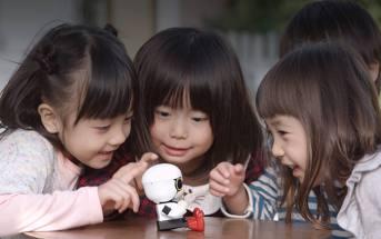 toyota robot lapsed
