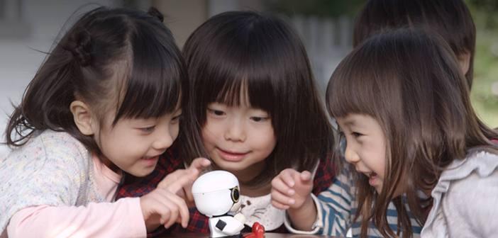 toyota robot lapsed huawei