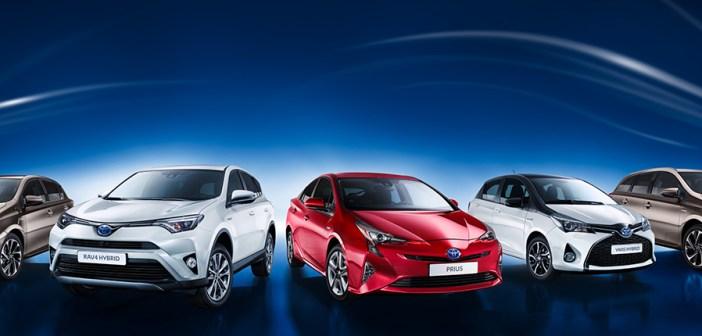 Toyota Hybrid Baltikum