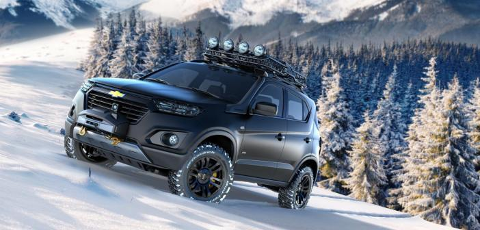 Uus Chevrolet Niva võib müügile jõudes olla hoopiski Lada Niva